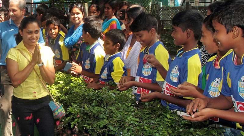 Bhowanipore Club felicitates Dipa Karmakar on 19th  September