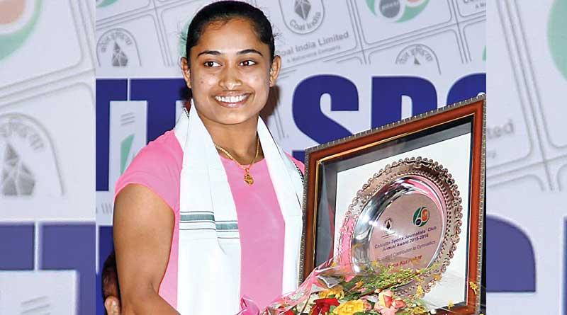 Dipa Karmakar chose gymnastics for her father