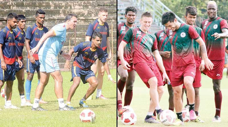 East Bengal vs Mohammedan and Mohunbagan vs Tollygunge match preview