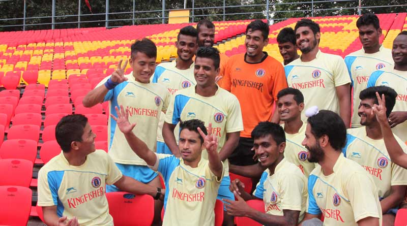 East Bengal beat Aryan by 1-0