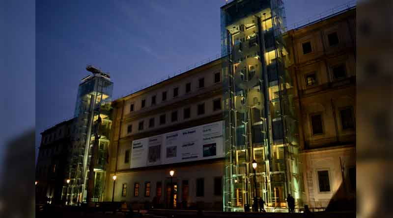 Ghosts of the Reina Sofia Museum in Madrid