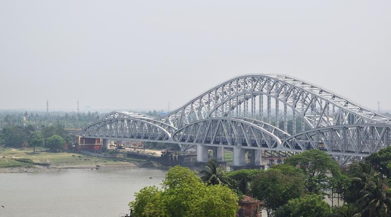 Decades Old Jubilee Bridge Is Now Sampreeti Bridge