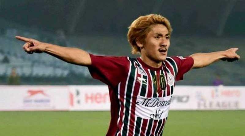 Katsumi signs for Mohunbagan once again