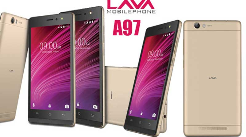 Lava A97 with VoLTE support launched in India