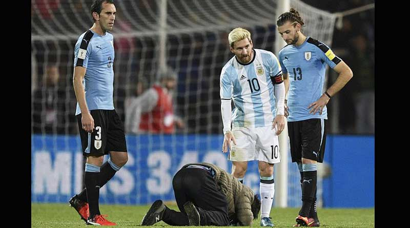 I will be back soon: Messi