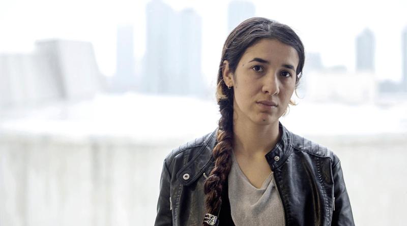 Escaped ISIS Sex Slave Nadia Murad Becomes UN Goodwill Ambassador
