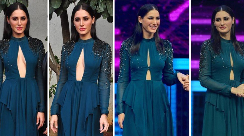 Nargis Fakhri Asked To Pin Up Her Revealing Dress On A Reality Show