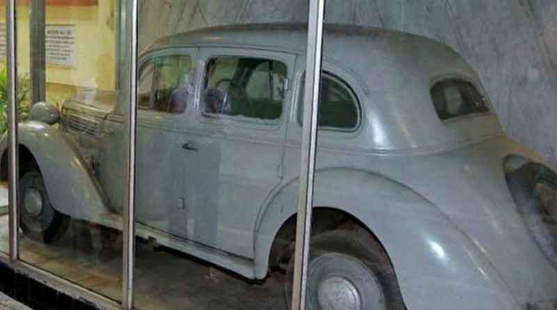 The Car Netaji Subhas Chandra Bose Made His 'Great Escape' In is Being Restored