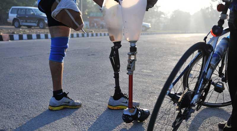 Para Cyclist Aditya Mehta humiliated At Bengaluru Airports, asked to remove Prosthetic Leg