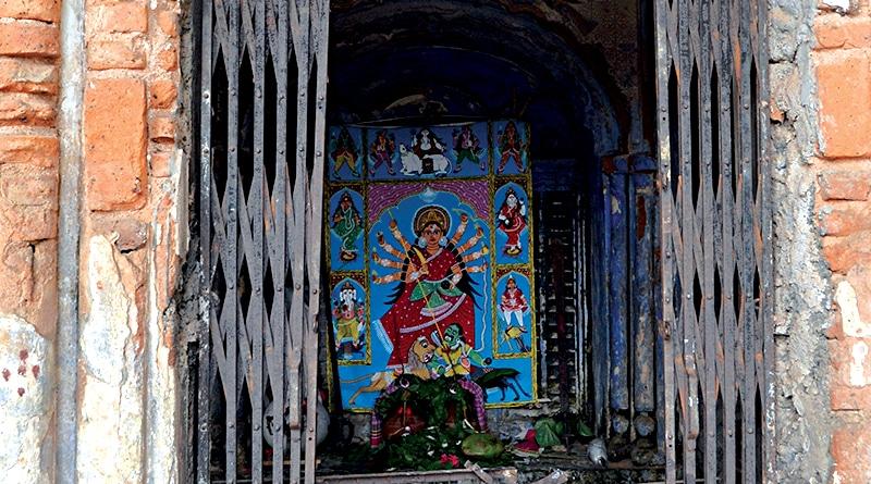 Durga Puja in Kuchiakol, A 400 Years Saga