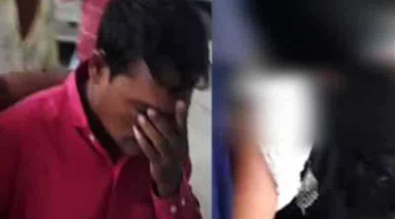 Tantrik held for rape