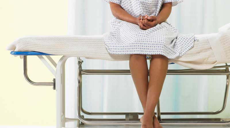 Two co-workers and a doctor raped hospital worker