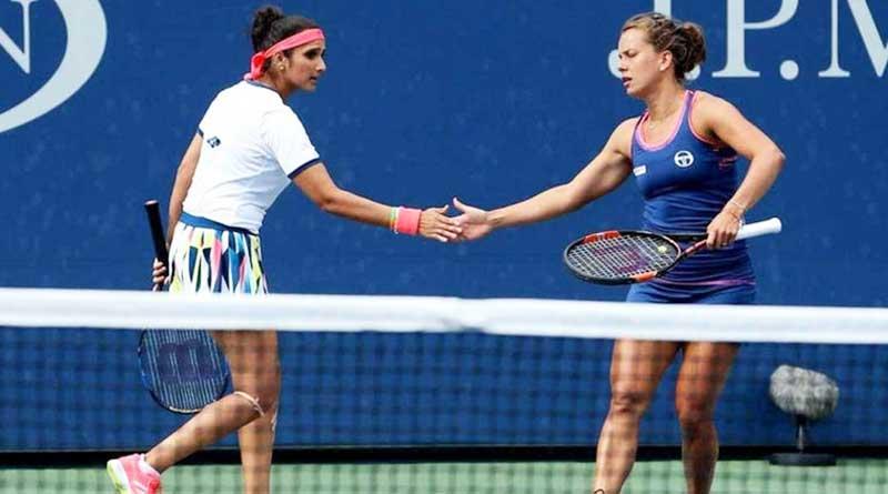 Sania Mirza-Barbora Strycova Crash Out of US Open