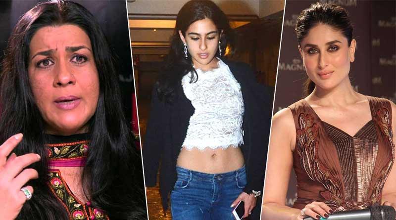 Saif Ali Khan's daughter Sara drops out of second film because of mother Amrita?