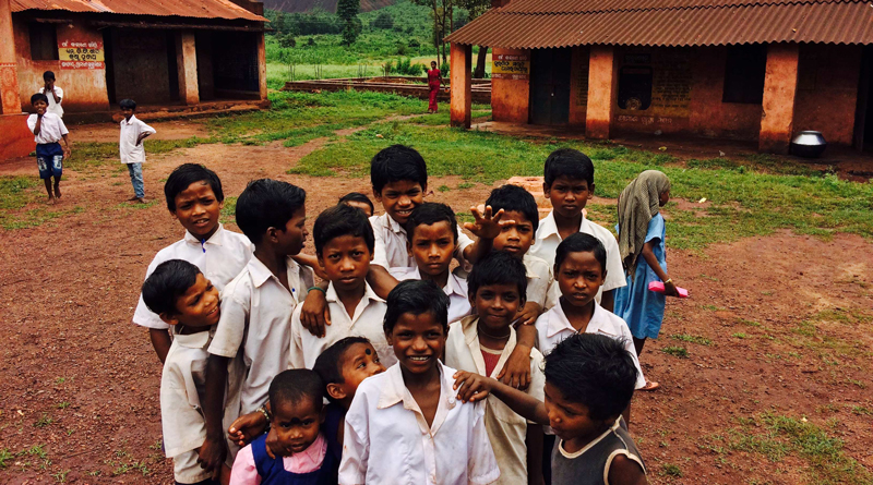 Odisha schools are suffering for improper infrastructure