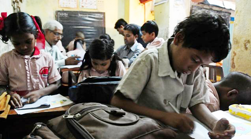 Featuring Emergency Numbers in Walls, Singur School Made A Difference in Study Culture