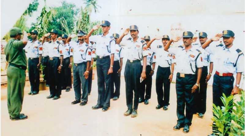minimum salary of a security guard will be 15k per month