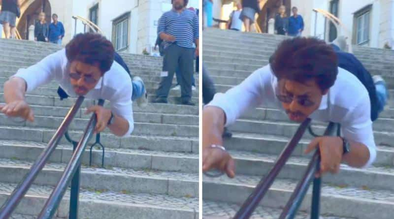 'Superhero' Shah Rukh Khan believes he can fly