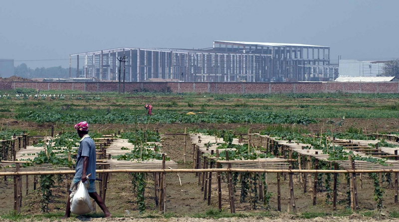 From Today Demolition Of Tata Nano Plant In Singur Is In Full Swing