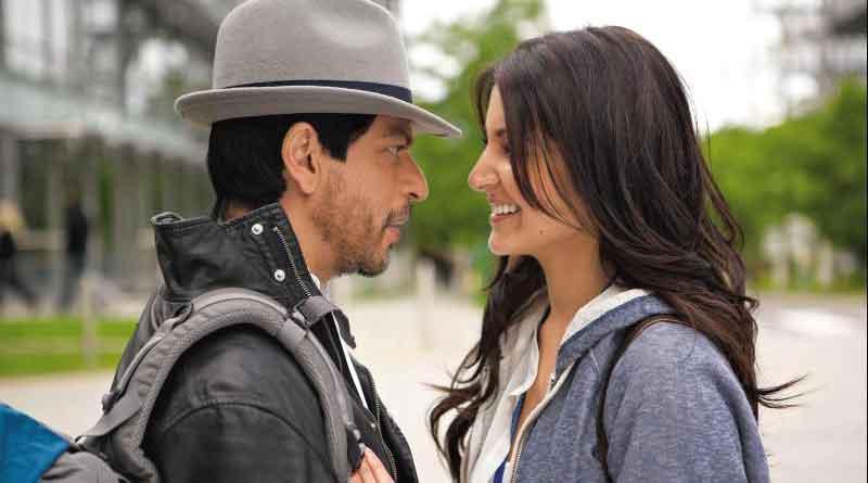 SRK and Anushka shoot an intense scene for The Ring