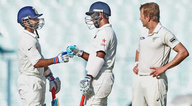 India vs New Zealand 2nd test at eden: day 1 result