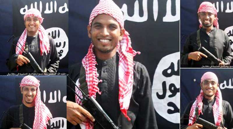 ISIS released Video from Bangladesh features 5 Dhaka Terrorists