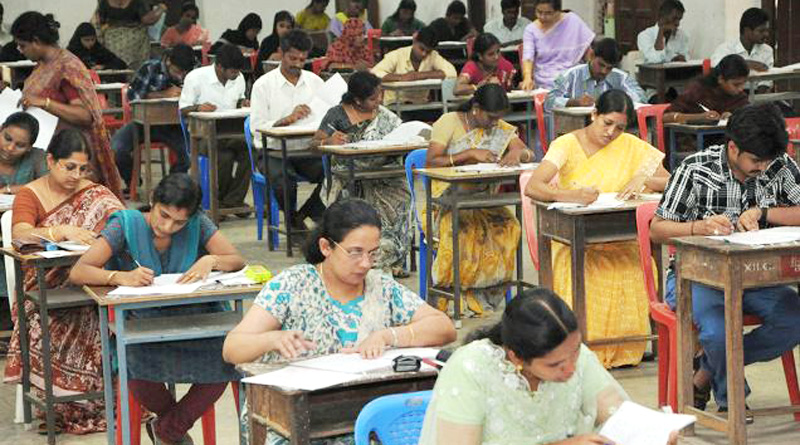 TET examinees can show their training informations during interview