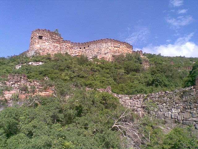 udayagiri-fort
