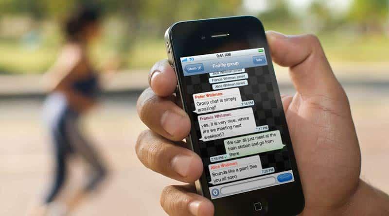 WhatsApp to get 'Speak' feature soon?