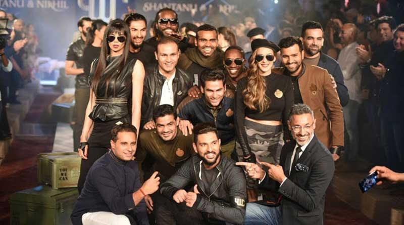 Yuvraj Singh launches new 'YWC' clothing line