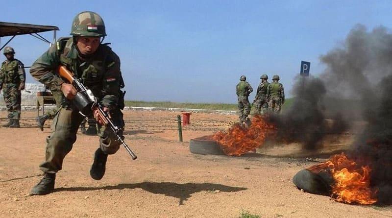 Army Foils Infiltration Bid in Kupwara District