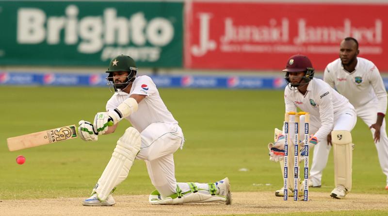 Azhar Ali creates History scoring the first triple century in a day-night test
