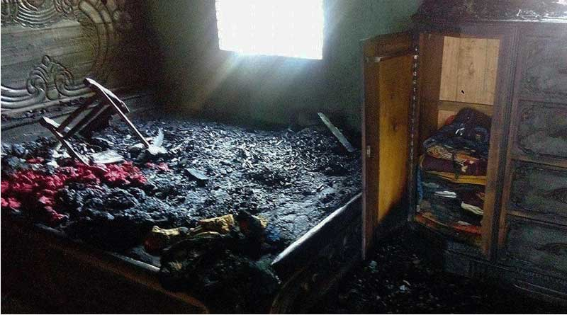 5 of a family killed in Bangladesh fire