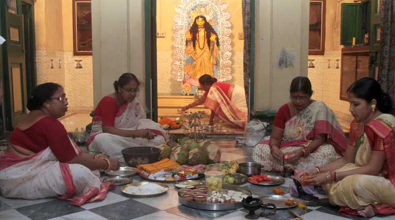 Lakshmi Puja For Celeb