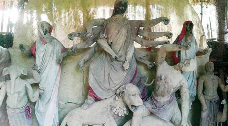 300 Hindu families got permission to hold Durga Puja in KanglaPahari