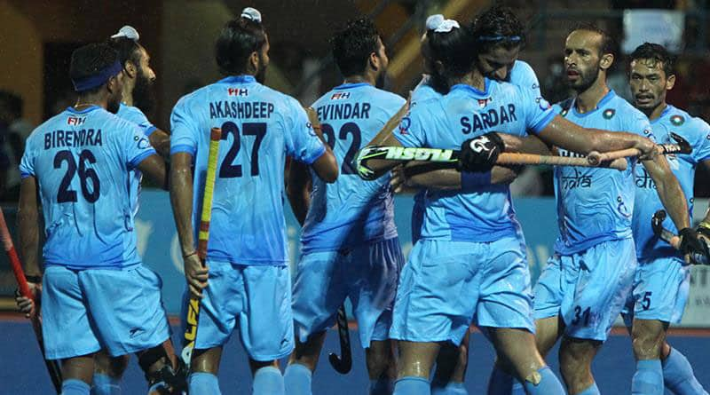 Asian Champions Trophy; India WINS, through to the finals