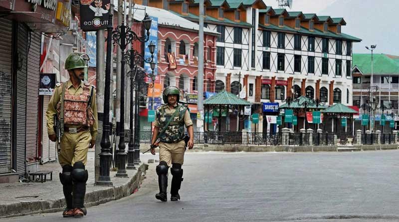 Jammu and Kashmir Government Sacks 12 Officials