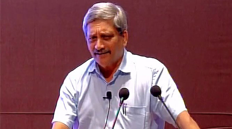 Defence Minister Manohar Parrikar said that the credit for surgical strikes must go to the Indian Army.