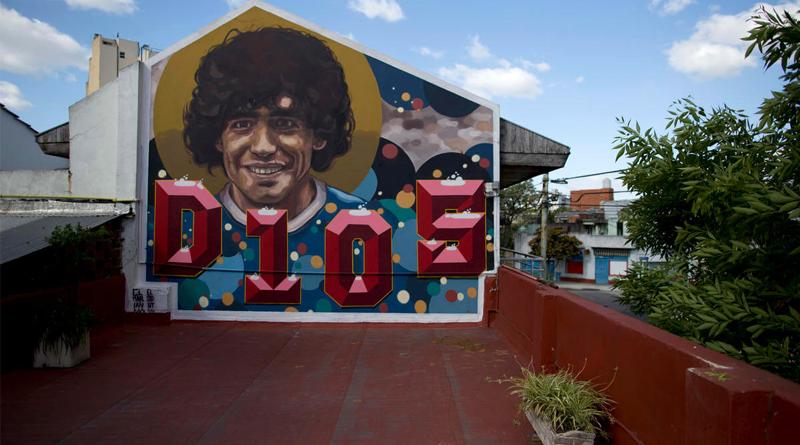 Maradona's Former house turned into Museum