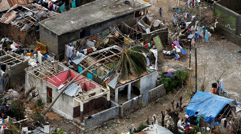 deaths reported by civil protection officials at a local level on Friday showed the storm killed at least 842