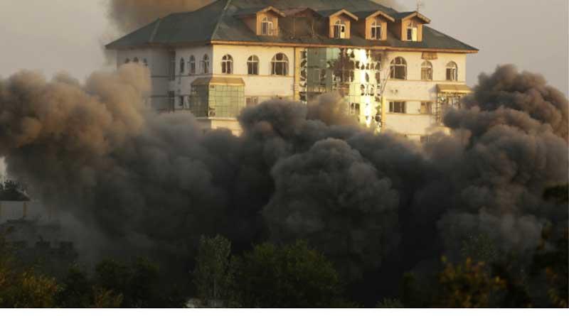 Terrorists Target CRPF Convoy in Kashmir, 8 Injured