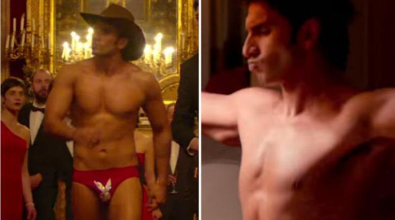 Ranveer Singh Says he has no problem with Nudity