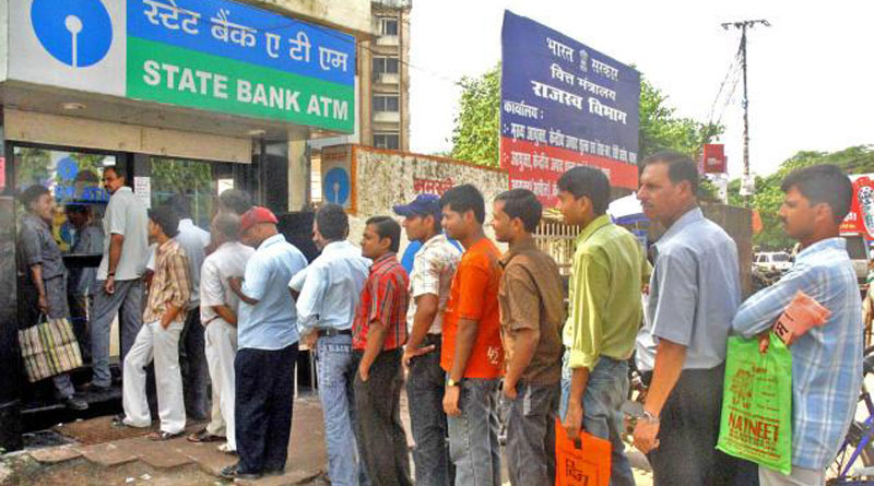 Govt seeks report from banks, asks citizens 'not to panic'
