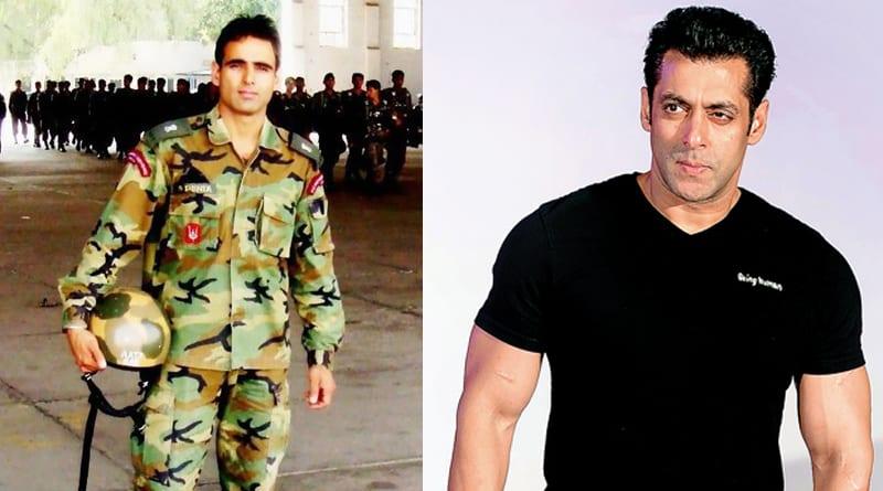 Major Surendra Poonia Slams Salman khan