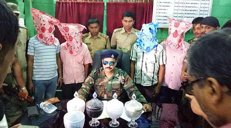 Cobra venom worth Rs 400 crore seized in Siliguri,  forest department arrested four persons