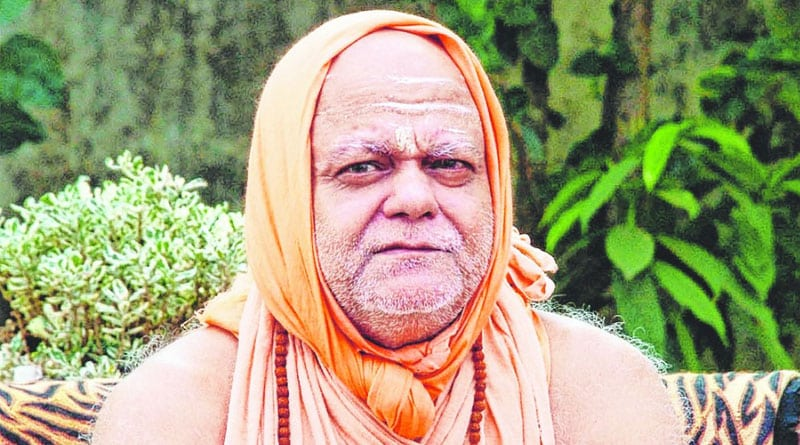 Puri Shankaracharya claims computers have origin in Vedas