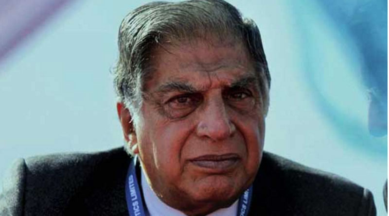 Ratan Tata Says his appointment is for short-term and new leadership will be in place soon