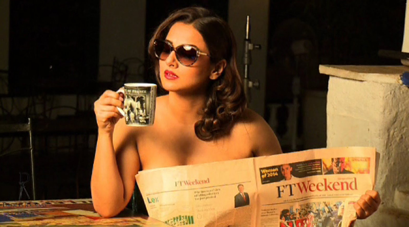 Vidya Balan appears as a wanted Criminal in First Look of Kahaani2