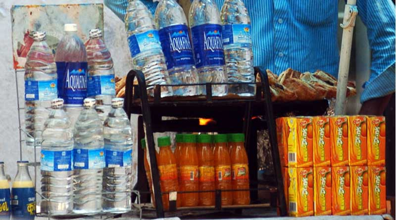 Fungus found in cold drinks bottle, spicy Excitement bardhaman
