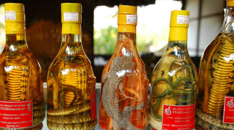 Gecko craze spreads for Tokay wine and whisky